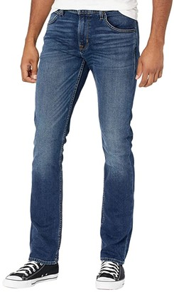 Hudson Byron Five-Pocket Straight Zip Fly in Clybourn (Clybourn) Men's Jeans