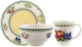 Villeroy & Boch French Garden Fleurence Rice Bowl Set (12 PC)