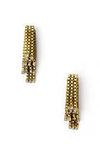 Elizabeth Cole Margot Earrings
