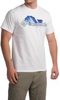 Columbia Shifting Shoreline Sailfish T-Shirt - Short Sleeve (For Men)