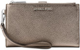 MICHAEL Michael Kors Double-Zip iPhone 7 Plus Wristlet