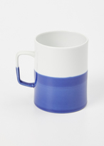Essence blue dip mug