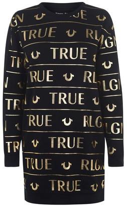 True Religion Sweater Dress