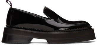 Eytys Black Patent Baccarat Loafers