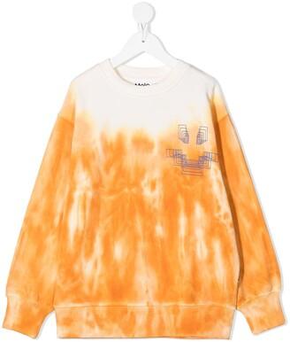 Molo Tie-Dye Sweatshirt