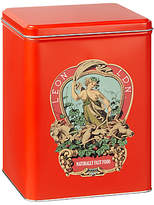 Leon Crest Large Tin, Red