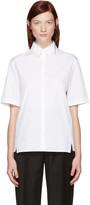 Jil Sander White Barbara Shirt