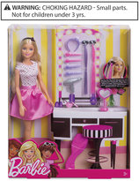 Barbie Mattel's Barbieandreg; Doll and Hair Playset