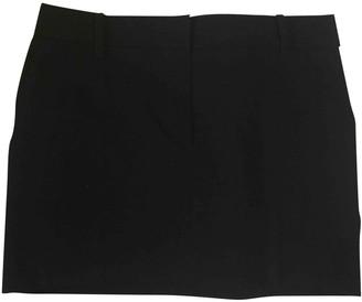 Vanessa Bruno Black Cotton - elasthane Skirt for Women