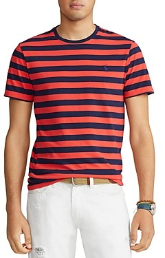Polo Ralph Lauren Classic Fit Striped Crewneck Tee
