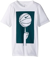 Nike Dry Spinning Ball Basketball T-Shirt Boy's T Shirt
