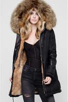 Nicole Benisti I Am Chelsea Original Fur Lined Parka