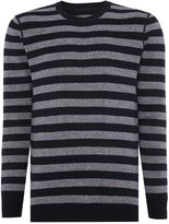 Peter Werth Lodge Wide Stripe Jumper