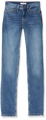 Tommy Hilfiger Women's Rome Straight Rw Izzy Straight Jeans
