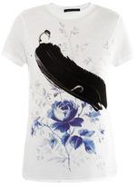 Christopher Kane Dutch-print T-shirt