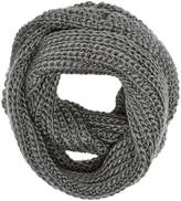 Hue Chunky Knit Infinity Scarf Color