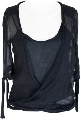 Max & Co. Black Silk Knitwear for Women
