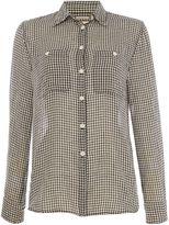 Denim & Supply Ralph Lauren Long sleeve gingham shirt in kassy check