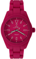 Toy Watch Toywatch Ladies Velvety Pink Watch
