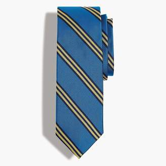 J.Crew Silk tie in stripes