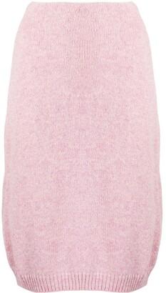 Maison Martin Margiela Pre-Owned 2000s Knitted Skirt