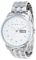 Ike Behar The Staple Stainless Steel Watch, 42mm