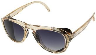 Sunski Treelines - Sidekick Collection (Champagne/Ocean) Sport Sunglasses