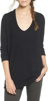BP Women's V-Neck Long Sleeve Sweater