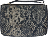 Accessorize Ola Snake Leather Coin Purse