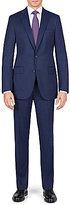 Daniel Cremieux Modern-Fit Solid Wool Suit