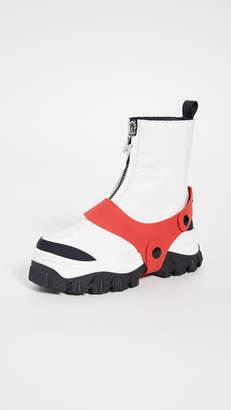 MSGM Zip Boots