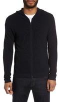 Theory Men's Boris Zip Front Hooded Sweater