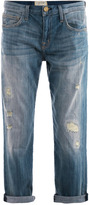 Panhandle low-rise boyfriend jeans