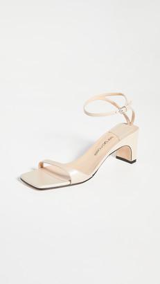 Sergio Rossi Ankle Strap Sandals