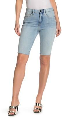 Good American High Waist Bermuda Shorts
