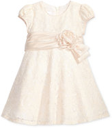 Bonnie Baby Embellished Lace Dress, Baby Girls (0-24 months)