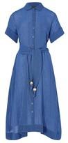 Lisa Marie Fernandez Linen maxi dress