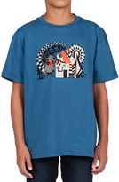 Volcom 'Homeland' Graphic T-Shirt (Toddler Boys, Little Boys & Big Boys)