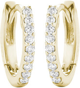 The Alkemistry 14ct yellow gold and diamond earrings