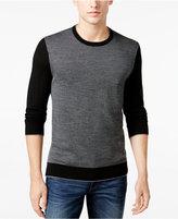 Michael Kors Men's Colorblocked Herringbone Sweater