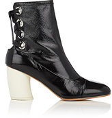 Proenza Schouler WOMEN'S CAP-TOE LEATHER ANKLE BOOTS