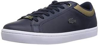Lacoste Women's Straightset 118 1 CAW Sneaker