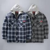 Dickies Men's Quilted Flannel Fooler Shirt