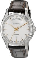 Hamilton Men's H32515535 Jazzmaster Black Dial Watch