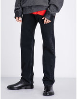 Balenciaga Straight Regular-fit Mid-rise Jeans