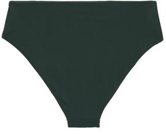 Haight Cavada High-rise Bikini Briefs - Green