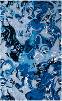 Christian Lacroix Bain De Minuit Mediteranee Rug - 160 x 260cm