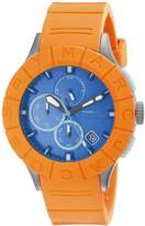 Marc Jacobs Men's Buzz Track Quartz Watch MBM5545