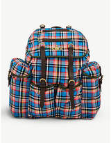Vivienne Westwood Army cotton-canvas backpack