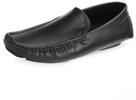 MIO Marino Men's Threaded Leather Loafers Men's Shoes